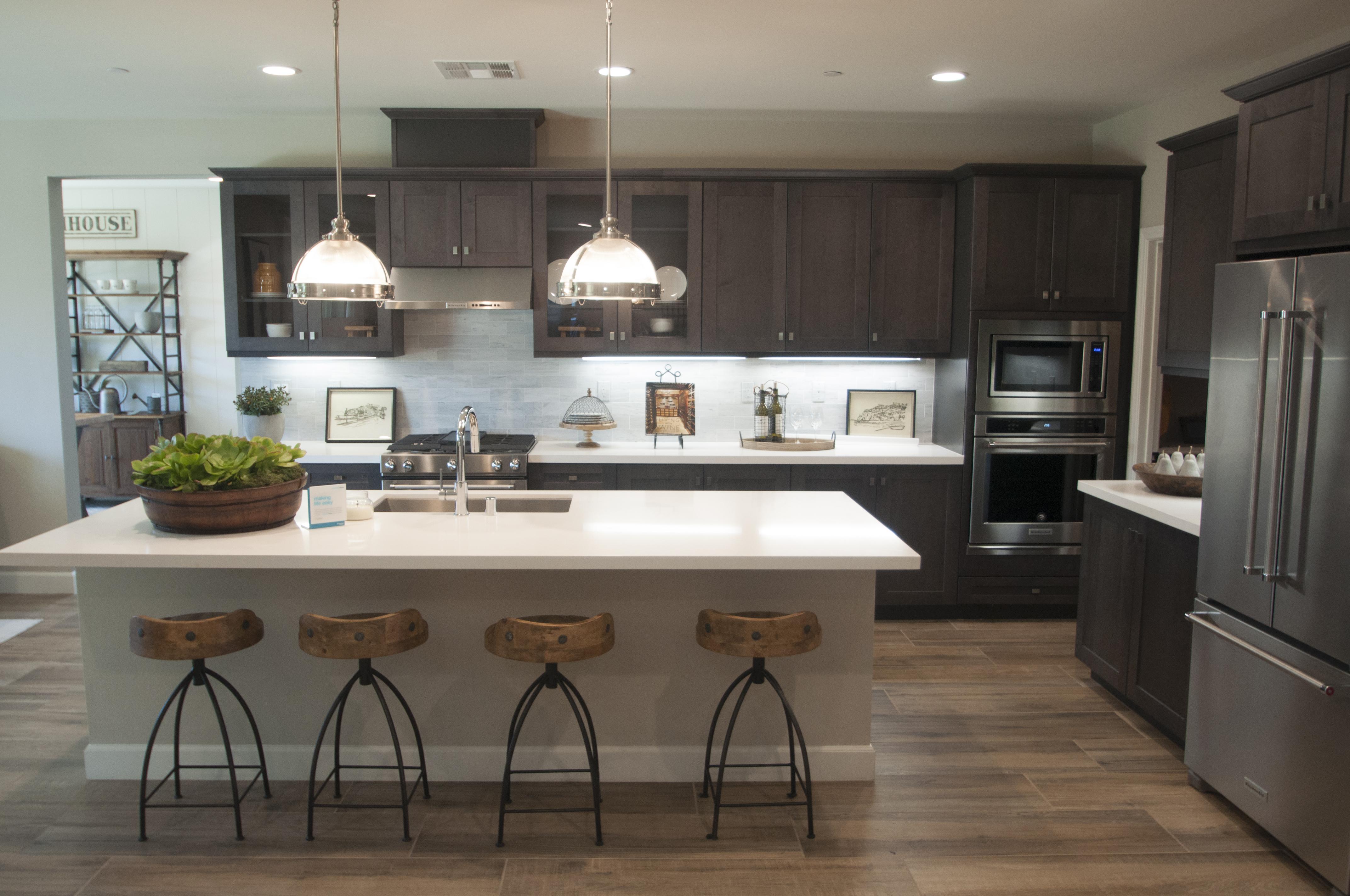 Home Slate Kitchen 2