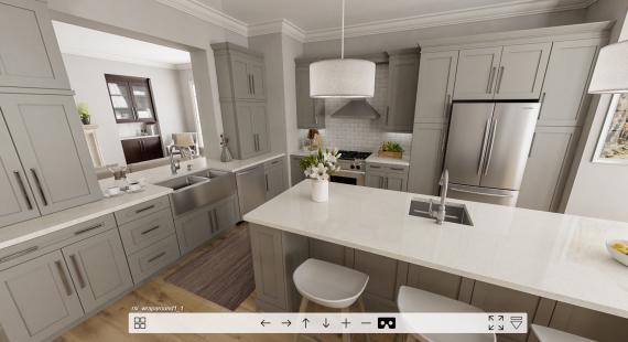 Virtual Reality Kitchen